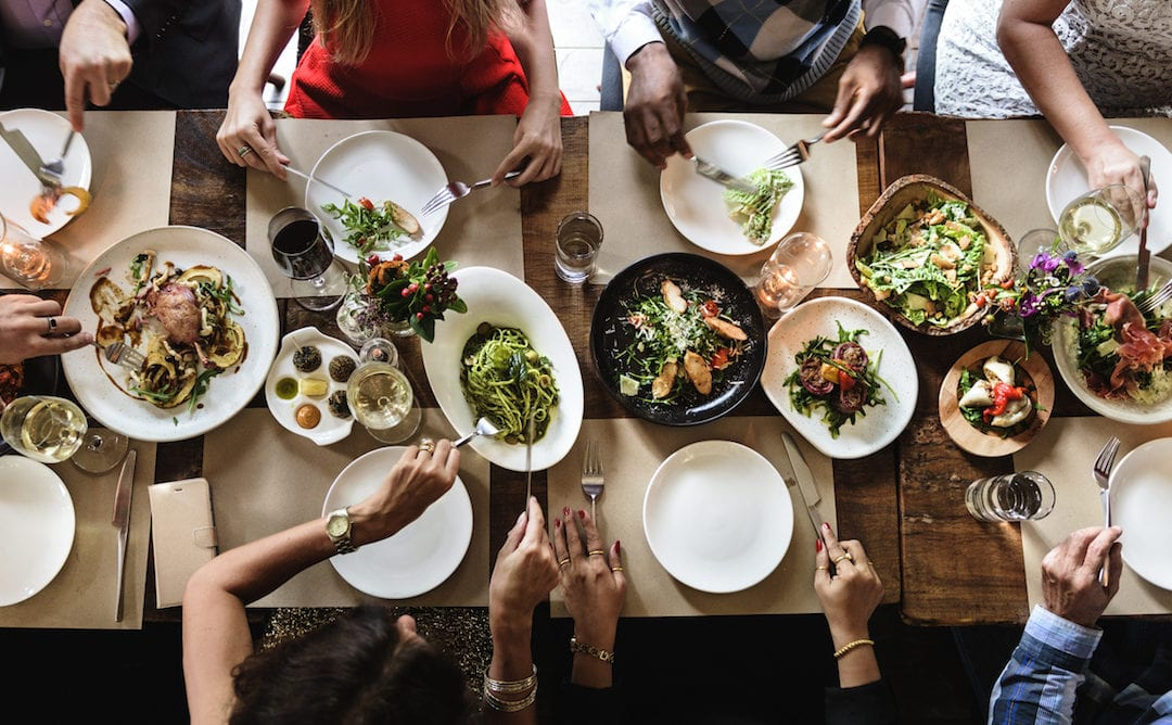 The Secret To Healthy and Happy Is Life At The Table